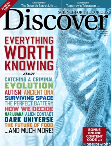 Download ebook Discover USA - July-August 2017 (.PDF)