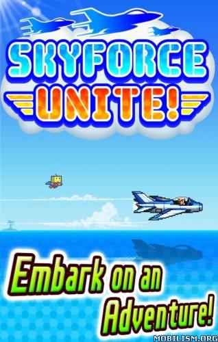 Skyforce Unite! v1.5.2 [Mods] Apk