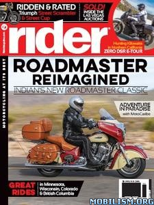 Download Rider Magazine - May 2017 (.PDF)