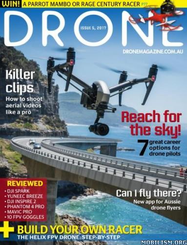 Download ebook Drone Australia - Issue 5, 2017 (.PDF)