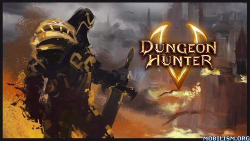 Dungeon Hunter 5 v2.2.0h [Mod] Apk