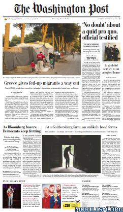 The Washington Post – November 9, 2019