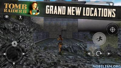 Tomb Raider II v1.0.50RC Apk