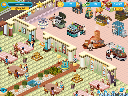 Star Chef v2.0.5 (Mod Money) Apk