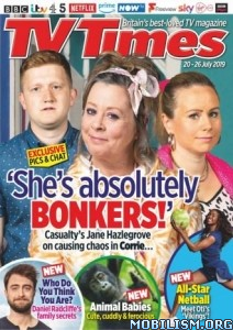 TV Times – 20 July 2019