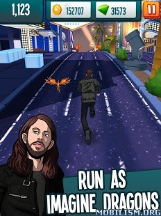 Stage Rush - Imagine Dragons v2500 (Mod Money) Apk
