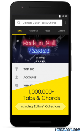 Ultimate Guitar Tabs And Chords Apk Image Collections Chord Guitar