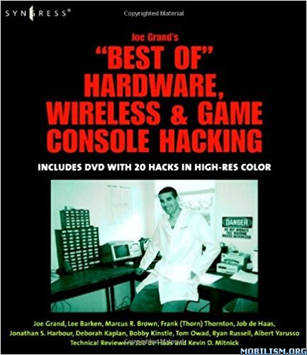 Download Best of Hardware & Game Console Hacking by Joe Grand (.PDF)