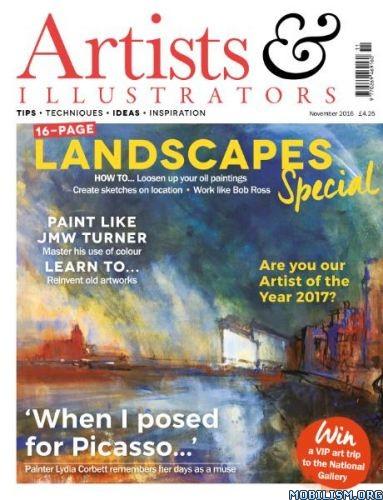 Download ebook Artist & Illustrators - November 2016 (.PDF)