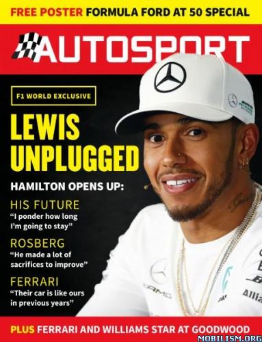 Download ebook Autosport - July 6, 2017 (.PDF)