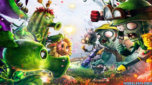 Plants vs. Zombies 2 v4.7.1 (Mod/Official/NA/ROW) Apk