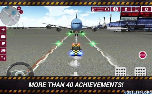 Airport Simulator 2 v1.5 [Mod Money/Unlock] Apk