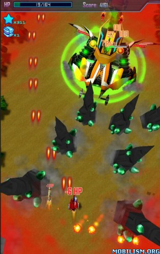 Sky Target v1.2.0 (Mod Money/Damage/Energy) Apk