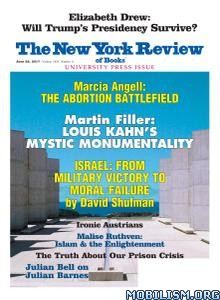 Download ebook The New York Review of Books - June 22, 2017 (.PDF)