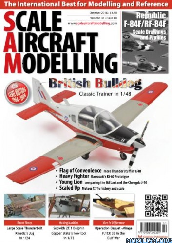 Download ebook Scale Aircraft Modelling - October 2016 (.PDF)