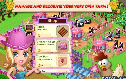 Star Girl Farm v2.1 (Free Shopping) Apk
