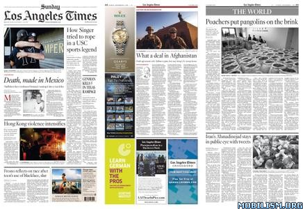 Los Angeles Times – September 01, 2019