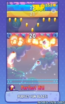 Wonderball - One Touch Smash v1.1.1 (Mod Coin/Gems/Boosters) Apk
