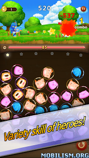Monster Bubble Hunter v1.0.1 (Mod) Apk