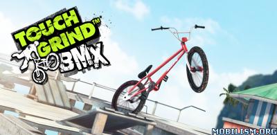 Touchgrind BMX v1.26 [Unlocked] Apk