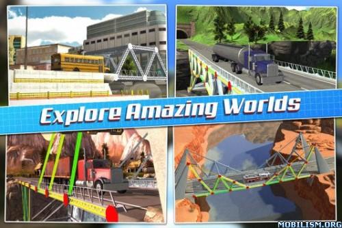 Bridge Construction Simulator v1 (Mod Hints) Apk