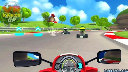 VR Karts:GP (For VR) v1.01 Apk