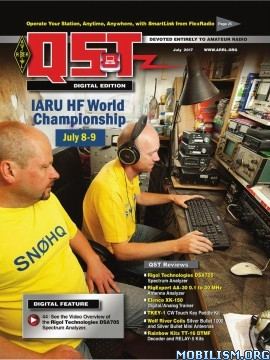 Download ebook QST magazine – July 2017 (.PDF)