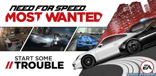 Need for Speed: Most Wanted v1.3.71 + Mega Mod Apk