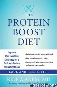 The Protein Boost Diet by Ridha Arem