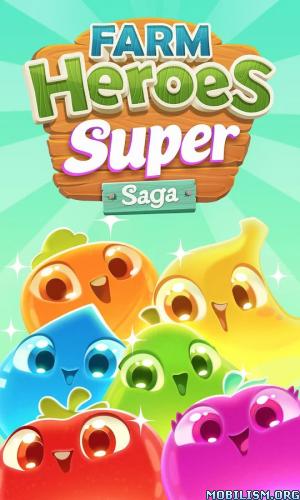 Farm Heroes Super Saga v0.23.4 Apk