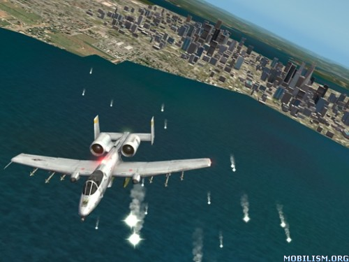 X-Plane 10 Flight Simulator v10.3.2 [Unlocked] Apk