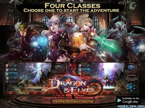 Dragon & Elves v2.0.1.35 [Mods] Apk