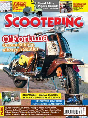 Scootering – December 2019