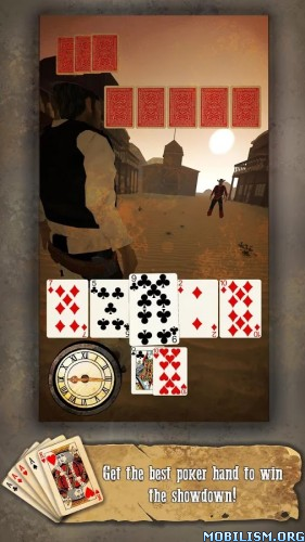 Outlaw Poker v1.8.2 [Mod Money] Apk