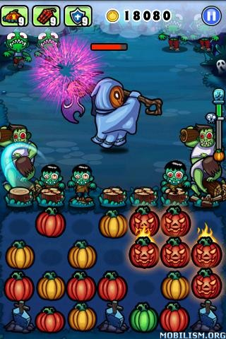 Pumpkins vs. Monsters v3.2 [Mod Money] Apk