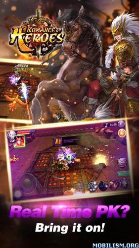 Romance of Heroes v5.4 (Mod) Apk
