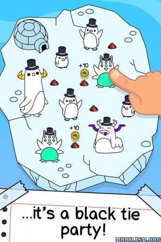 Penguin Evolution - Clicker v1.0 [Mod Money] Apk