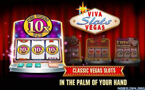 Viva Slots Vegas Free Slots v1.16.0 (Mod Credits/VIP) Apk