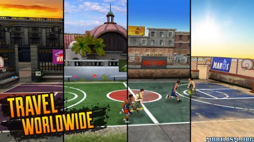Jam League Basketball v1.3 (Mod) Apk