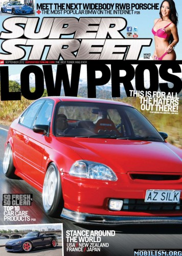 eBook Releases • Super Street – September 2012 (.PDF)