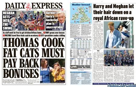 Daily Express – September 24, 2019