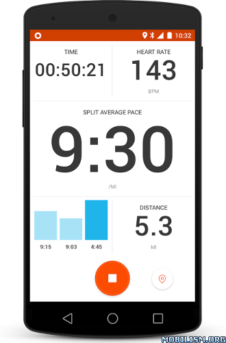 extramodapkblog: EXTRA!!! Strava Running and Cycling GPS v22 0 0