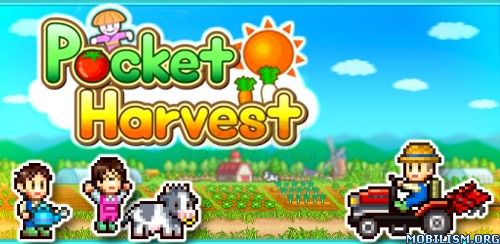 Pocket Harvest v2.0.0 + Mod Apk