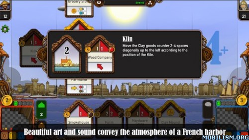 Le Havre: The Inland Port v28 Apk