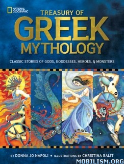 Download ebook Treasury of Greek Mythology by Donna Jo Napoli (.ePUB)