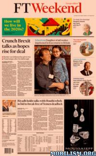 Financial Times Weekend Europe – 12/13 October 2019