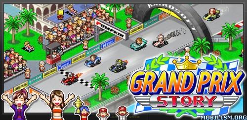 Grand Prix Story v2.0.0 + Mod Apk