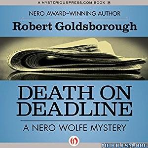 Download Death on Deadline by Robert Goldsborough (.MP3)