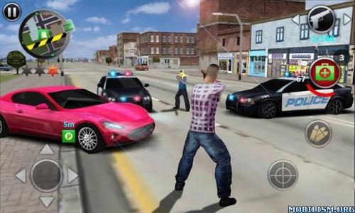 Grand Gangsters 3D v1.7 (Mod Money) Apk
