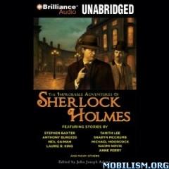 Download ebook Improbable Sherlock Holmes by John Joseph Adams (.MP3)